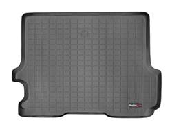 Picture of Cargo Liner - Black - Behind 2nd Seat - Without 3rd Seat