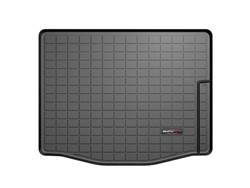 Picture of Cargo Liner - Black - Trim Required For Cargo Mounted Subwoofer - Hatchback