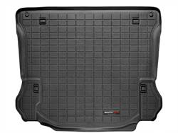 Picture of Cargo Liner - Black - Trim Line Allows Fitment In Vehicles With And Without Cargo Mounted Subwoofer