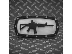 Picture of Trailer Hitch Cover - Black - 2 in. - AR-15