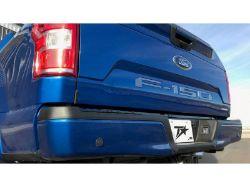 Truck Hardware F-150 Gunmetal Finish Tailgate Letters