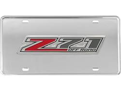 Gatorgear Z71-2 Vertical License Plate