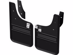 Picture of 2016-2019 Tacoma Gatorback Rubber No-Drill Mud Flaps - Set