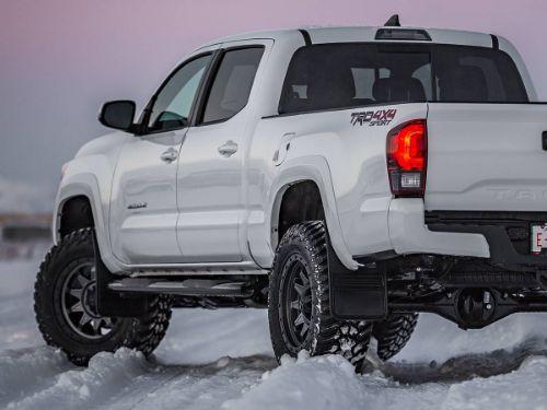 Truck Hardware Gatorback Toyota Custom Fit Mud Flaps