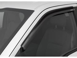 Stampede Tape-On Window Deflectors - Carbon Fiber