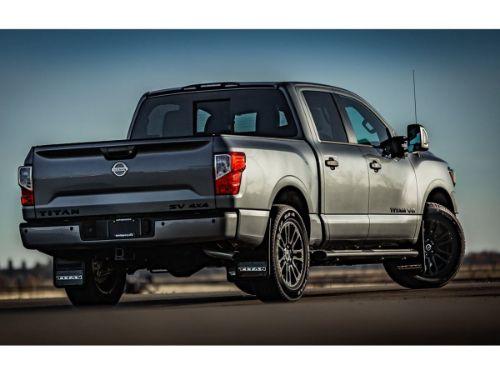 Truck Hardware Gatorback Nissan Custom Fit Mud Flaps