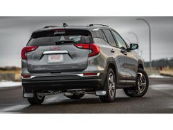 GMC Terrain with stainless steel flaps