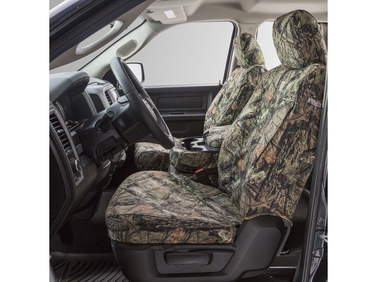Covercraft Carhartt Mossy Oak Seat Covers Sharptruck Com