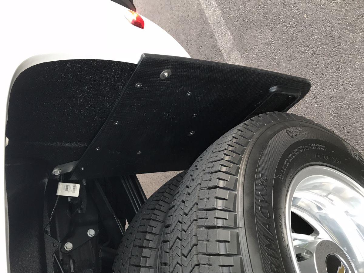 2015 Chevy Silverado Accessories >> 2015-2018 Chevy Silverado 3500HD Duramax Logo Gatorback ...