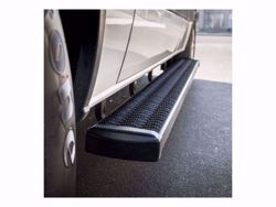 Luverne Grip Step 7 in. Wheel To Wheel Running Boards