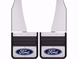 Picture of Gatorback Ford Lifted Truck Mud Flaps
