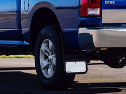 Picture of Truck Hardware Gatorback No Logo Mud Flaps