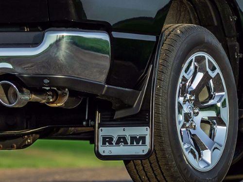 Mud Flaps For Lifted Trucks >> Truck Hardware Gatorback Ram Mud Flaps Sharptruck Com