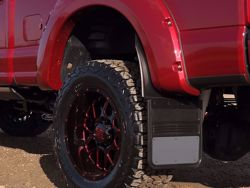 Truck Hardware Gatorback Lifted Truck Mud Flaps