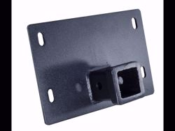 Picture of ICI Forward Mount Winch Receiver Adapter Plate - For Use w/Any Bumper w/Forward Winch Mounting