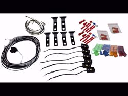 Picture of ICI RTS Step Light Kit - Includes 6 Lights & Colored Lens Kit