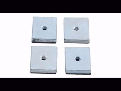 Picture of Rhino-Rack Quick Mount Nuts - 4 Piece - For Use w/Quick Mount Leg PN[RTL600/RTL600H]