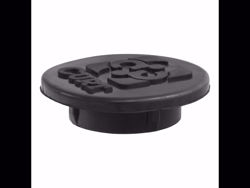 Picture of Curt Underbed Ball Hole Cover - Rubber Replacement Ball Hole Cover