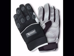 Picture of Rampage Recovery Gloves - Black