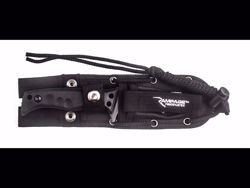 Picture of Rampage Recovery Trail Knife - Black