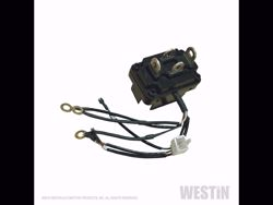 Picture of Westin Integrated Solenoid Mould - For OR-Winch series 9500 or 12000 - Black