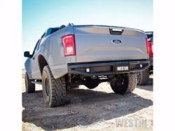 Westin Outlaw Rear Bumper