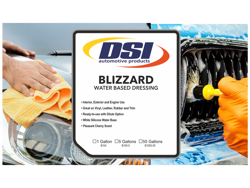DSI Secondary Safety Label - Blizzard Universal Dressing