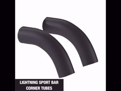 Picture of Corner Tube - For Sports Bar - Set Of 2 - Mild Steel