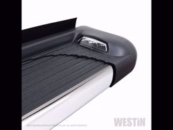 Picture of Westin Sure-Grip 6 LED Running Board Light Kit - Includes 4 LED End Cap Lights And Universal Wiring Kit w/Magnetic Sensor