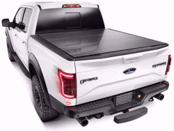 Picture of WeatherTech AlloyCover Hard Truck Bed Covers