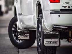 Picture of Truck Hardware Gatorback Nissan Custom Fit Mud Flaps
