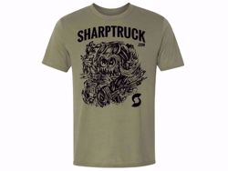 Picture of SharpTruck T-Shirt - Gremlin