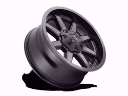Fuel Maverick Matte Black Wheels