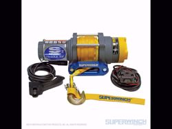 Picture of Westin Terra 25SR Winch - 2500 lbs. - 1.3hp - 12V - 3/16