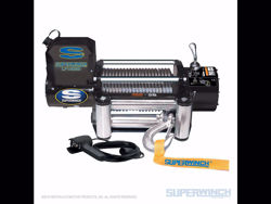 Picture of Superwinch LP10000 Winch - 10000 lbs. - Steel Rope