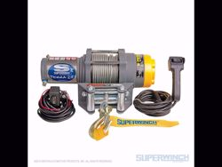 Picture of Superwinch Terra 25 Winch - 2,500 lbs. - Steel Rope