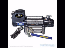 Picture of Superwinch Talon 12.5 Winch - 12,500 lbs. - Steel Rope