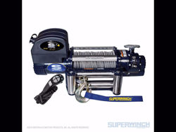 Picture of Superwinch Talon 9.5 Winch - 9,500 lbs. - Steel Rope