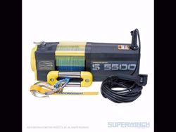 Picture of Westin S5500 Winch Synthetic - 5500 lbs. - 3.6hp - 12V - 1/4