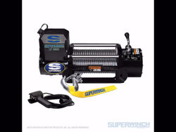Picture of Superwinch LP8500 Winch - 8,500 lbs. - Steel Rope