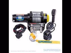 Picture of Superwinch LT4000 ATV Winch - 4,000 lbs. - Steel Rope