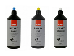 RUPES Rotary Compounds and Polishes