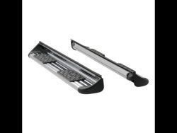 Picture of Stainless Steel Side Entry Steps - No Brackets - Component For PN[480743-580743/480743-581443]