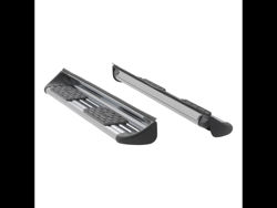Picture of Stainless Steel Side Entry Steps - No Brackets - Component For PN[481442-581442]