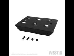 Picture of Westin HDX Drop Step Pad Replacement Kit - Black - Includes 6