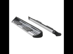 Picture of Stainless Steel Side Entry Steps - Polished Stainless - For Cab Only