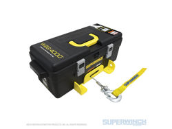 Superwinch Winch2Go - 4000 lbs. - Synthetic Rope