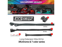 Picture of XK Glow Car Extension Wire Kit  XKChrome or 7 Color Add On