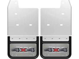 Picture of Truck Hardware Custom Fit Logo Mud Flaps