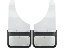 Picture of Truck Hardware Custom Fit Blank Plate Mud Flaps